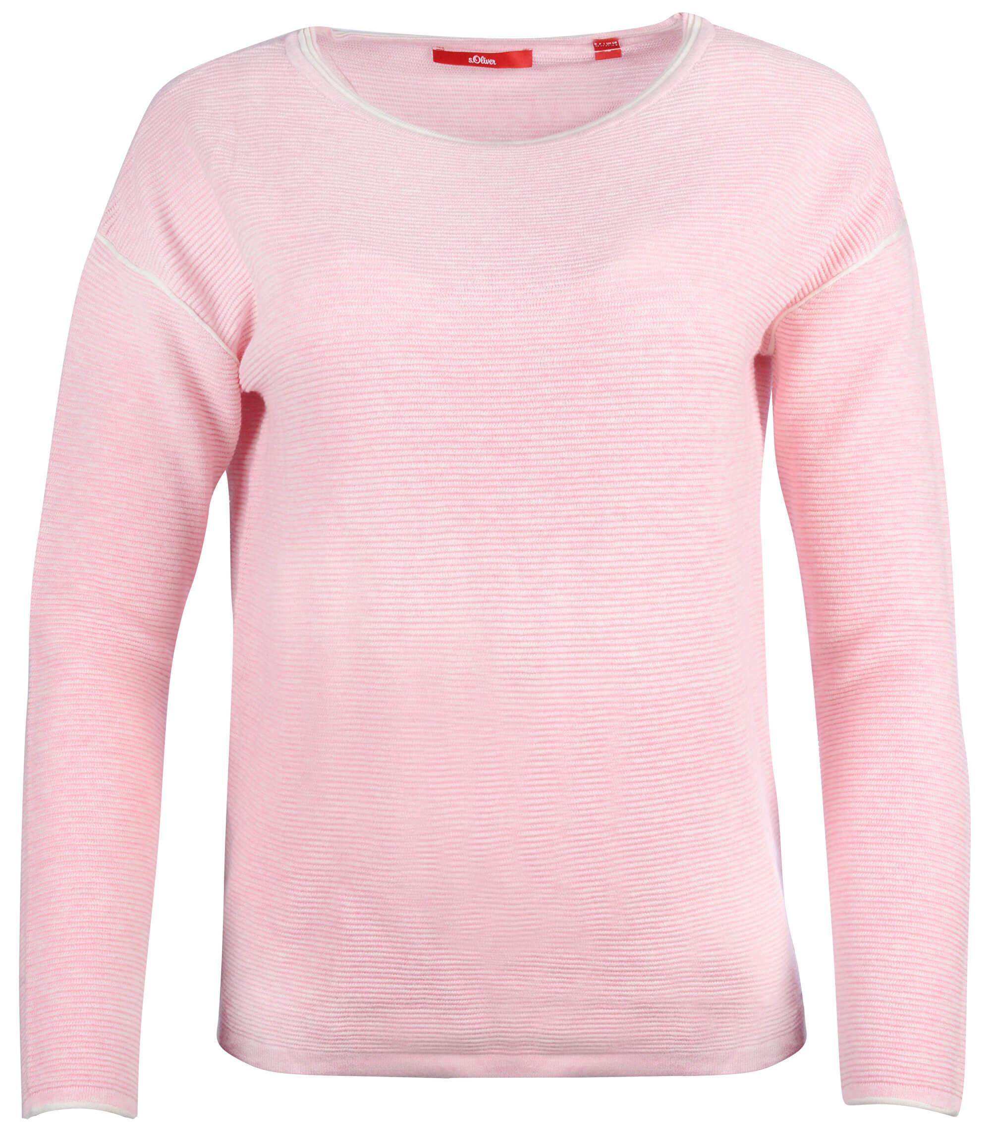 S.Oliver Pink női pulóver 14.711.61.4206.42W0  05c309e5d0