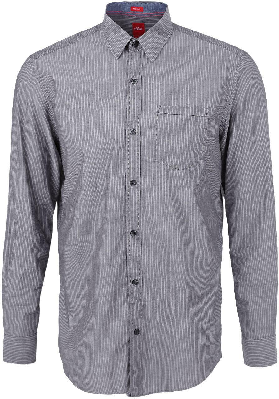 S.Oliver Pánská košile 03.899.21.2503.98G3  99c4a1a1f6