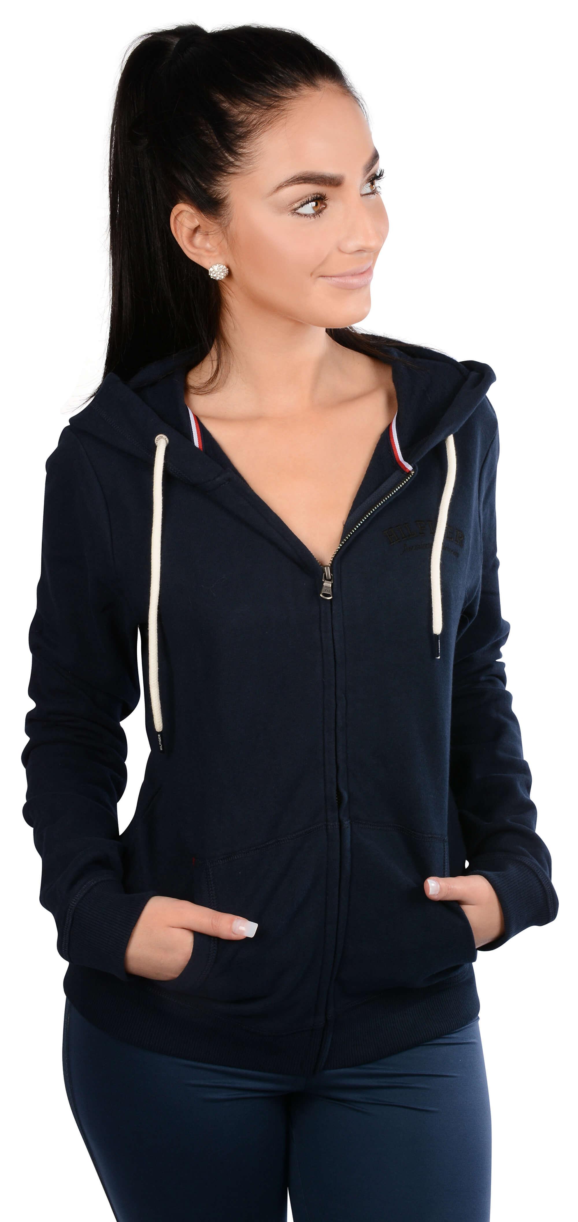 beb01dfc38 Tommy Hilfiger Dámska mikina Perfect Fleece Zip Thru Hoody UW0UW00391-416  Navy Blazer. Predchádzajúci  Ďalšie