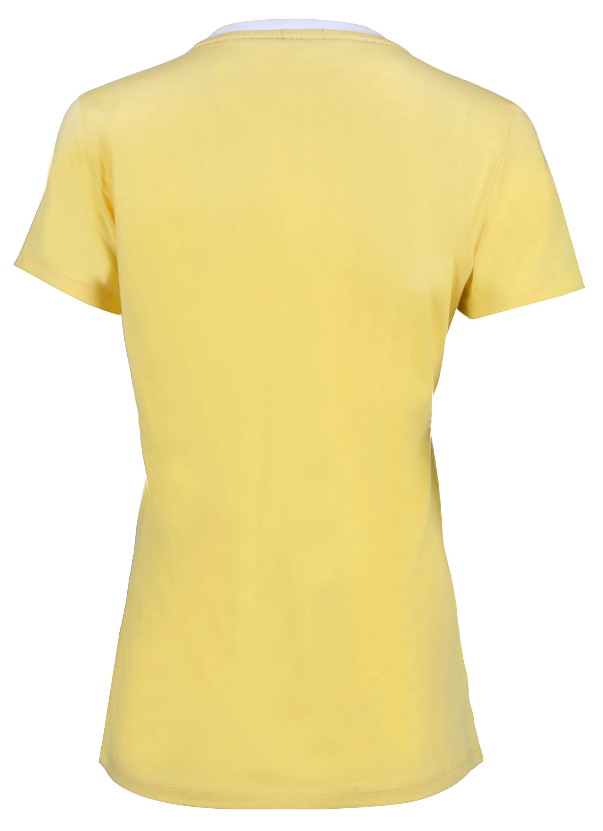 Tommy Hilfiger Dámské triko Ss Tee Print Yellow Cream UW0UW00091-708.  Předchozí  Další   981258674b7