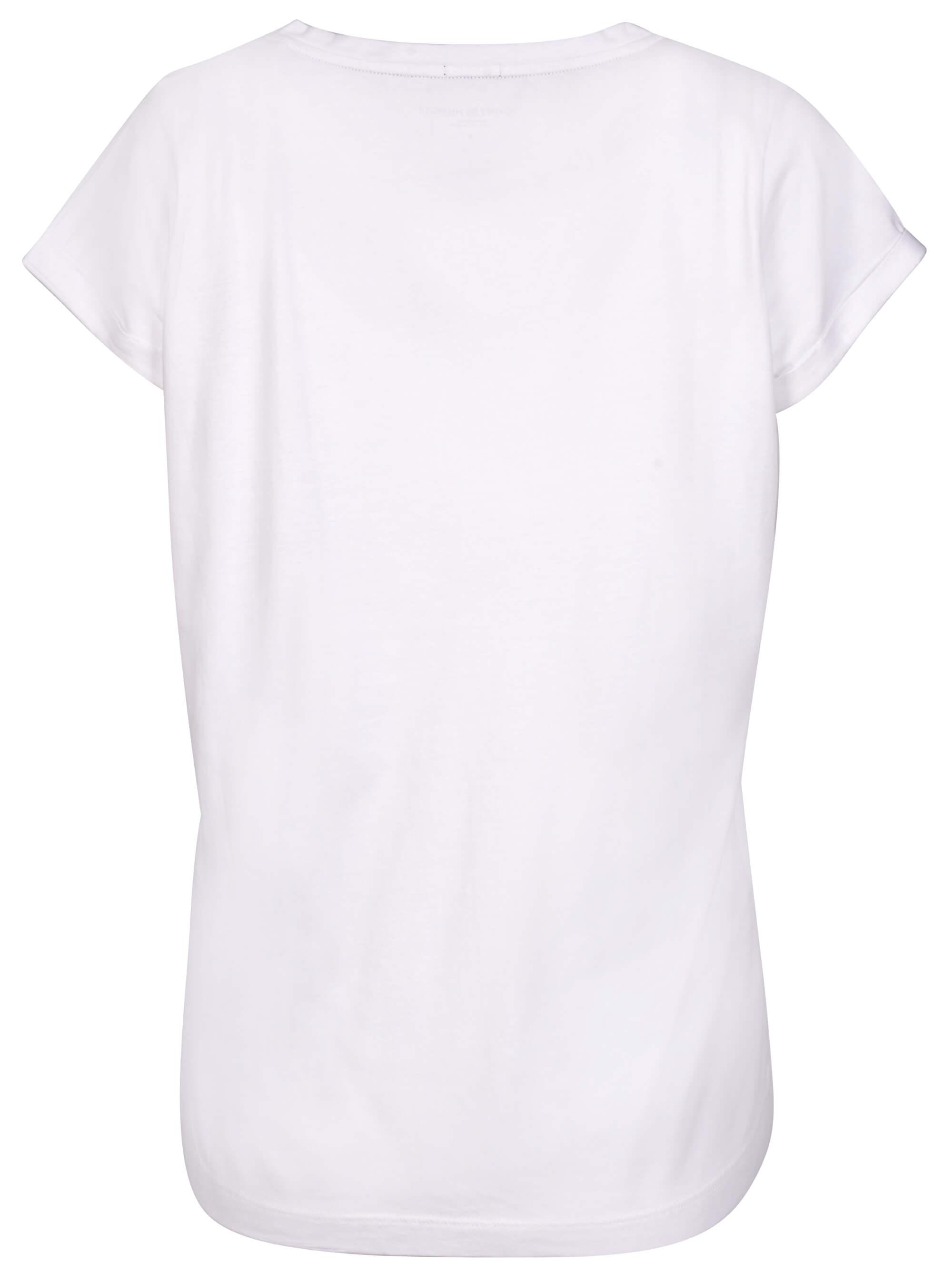 144b837bdf1 Tommy Hilfiger Dámské triko Vn Tee Ss White UW0UW00676-100 ...