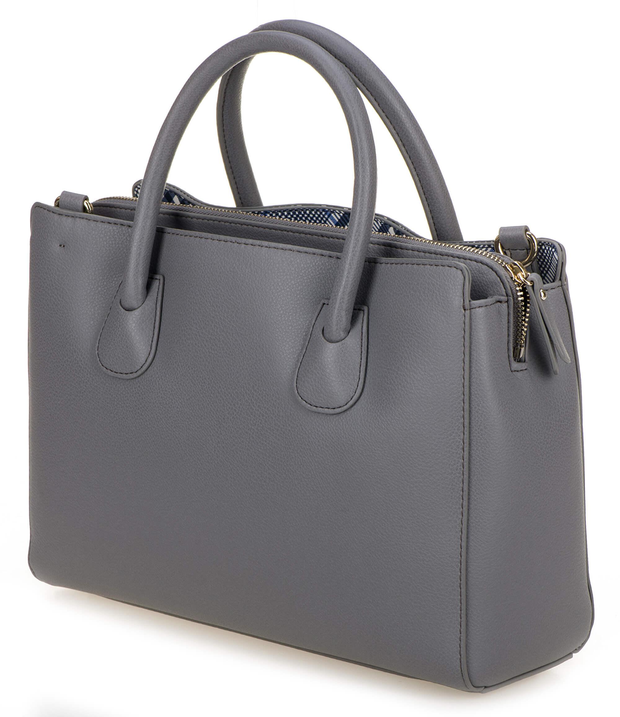 Tommy Hilfiger Dámská kabelka Charming Tommy Med Work Bag Silver ... 23872b33eb9