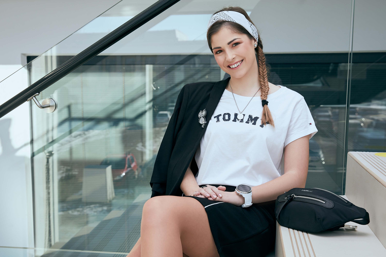 Tommy Hilfiger Dámské triko Varsity Cn Tee Ss Logo White UW0UW01315-100 V  akci. Předchozí  Další   d89a0a9334e