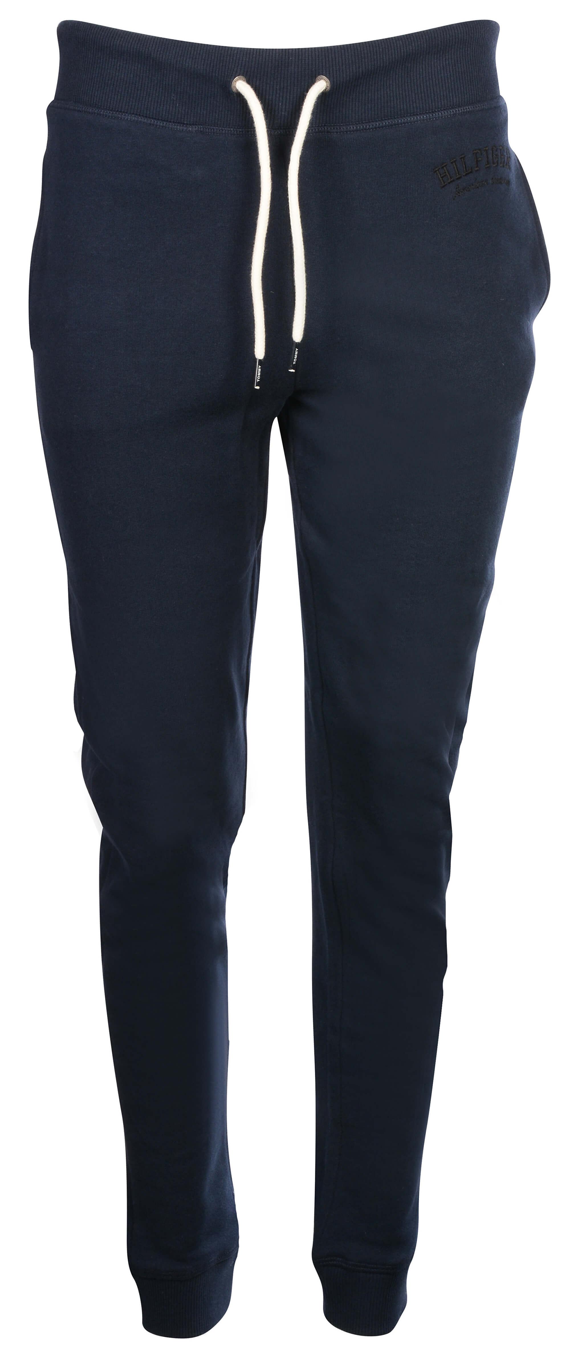 Tommy Hilfiger Dámské kalhoty Perfect Fleece Pant UW0UW00351-416 Navy Blazer 940350515f9