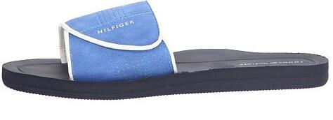4435c10e001a Tommy Hilfiger Elegantná dámske papuče Womens Maniac Blue ...