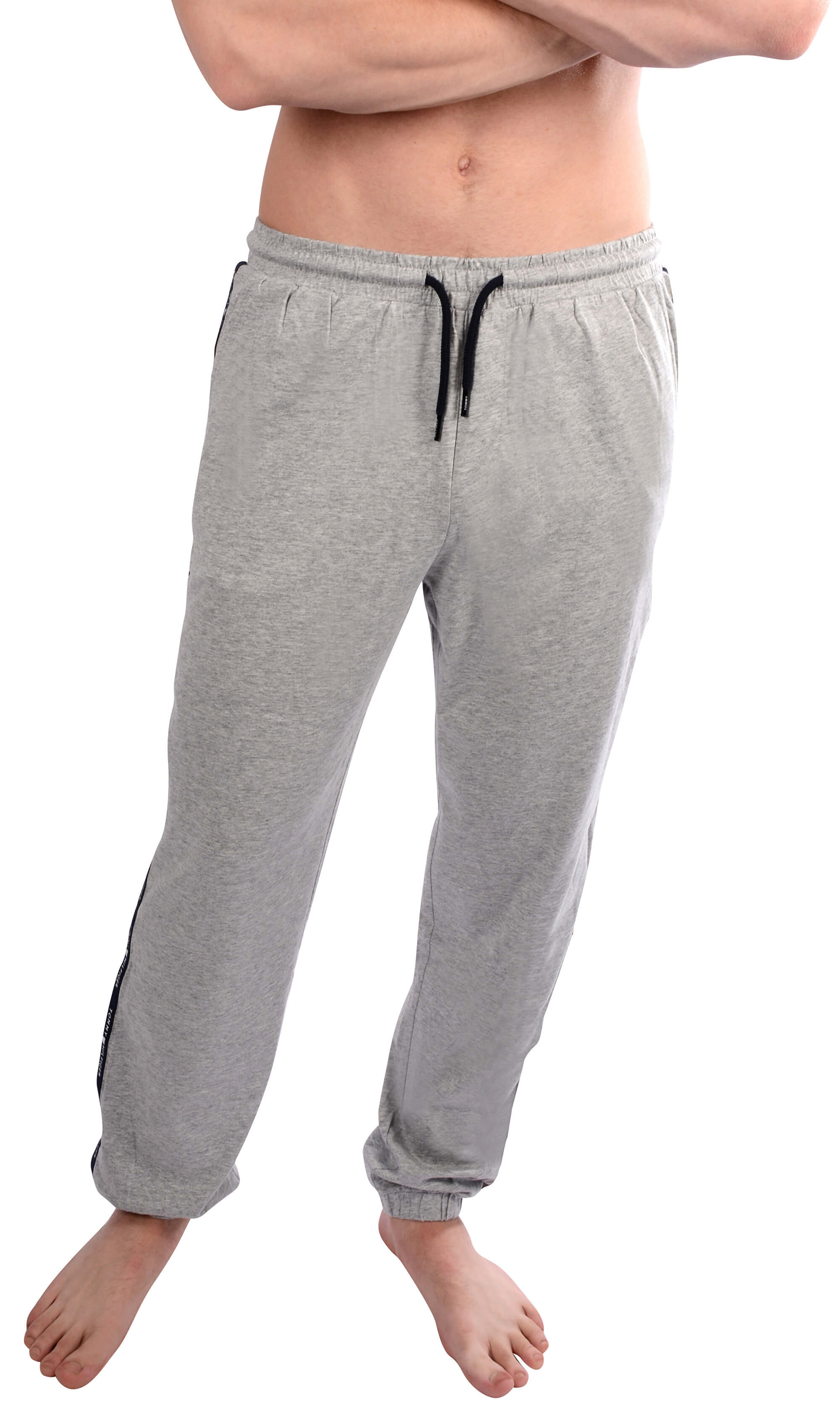 Tommy Hilfiger Pánske nohavice Modern Classic Pant UM0UM00274-004 Grey  Heather 0b09d55cca