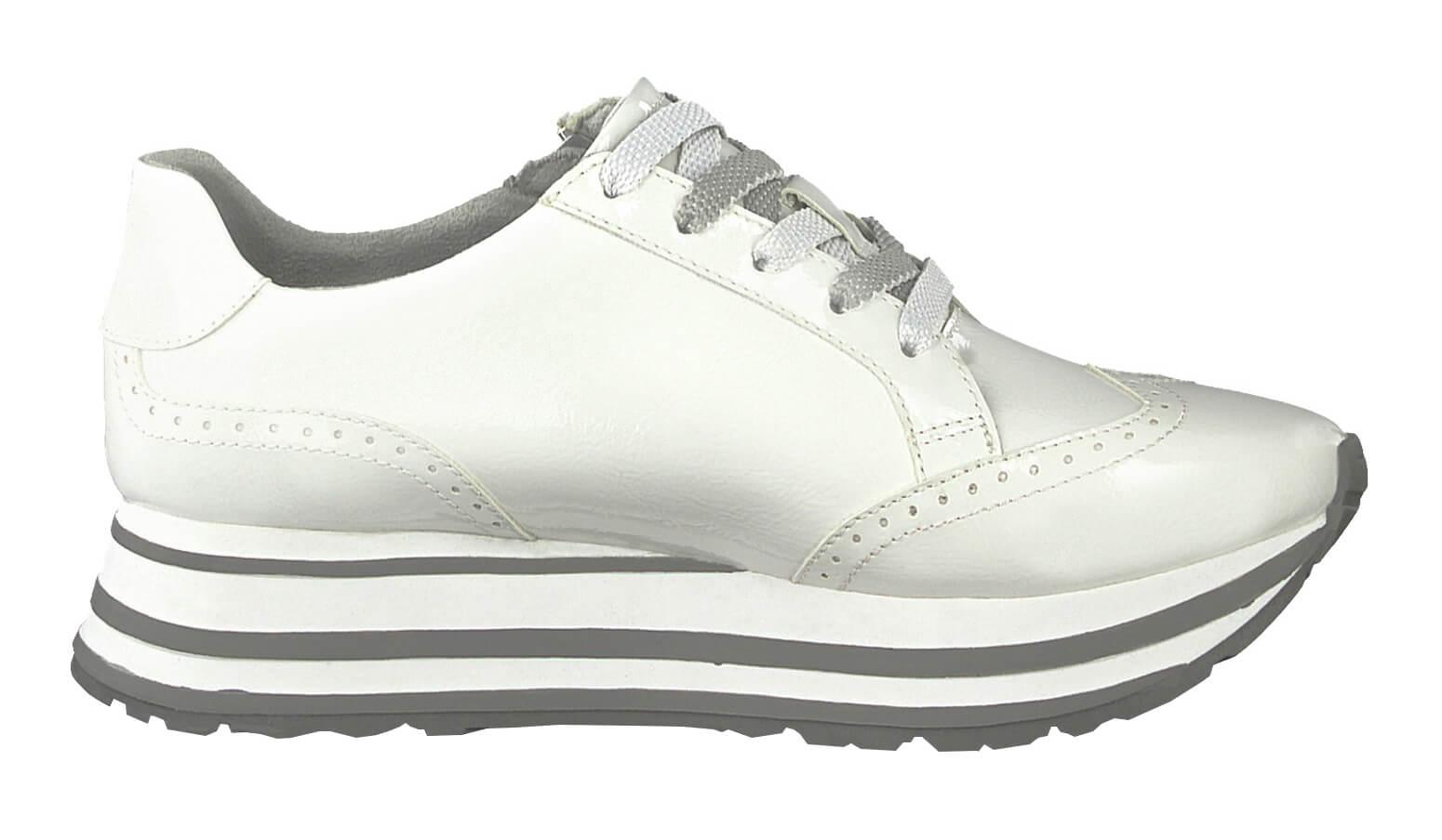 Tamaris Női cipő 1-1-23701-32-100 White Ingyenes SZÁLLÍTÁS ... 17cd47dac1