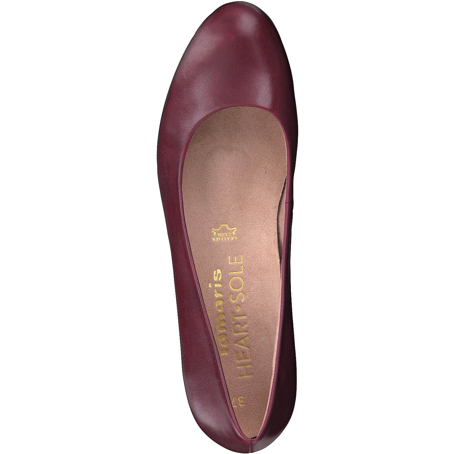 Tamaris Bíróság cipő 1-1-22401-20-530 Burgundy Ingyenes SZÁLLÍTÁS ... 62949c7c39