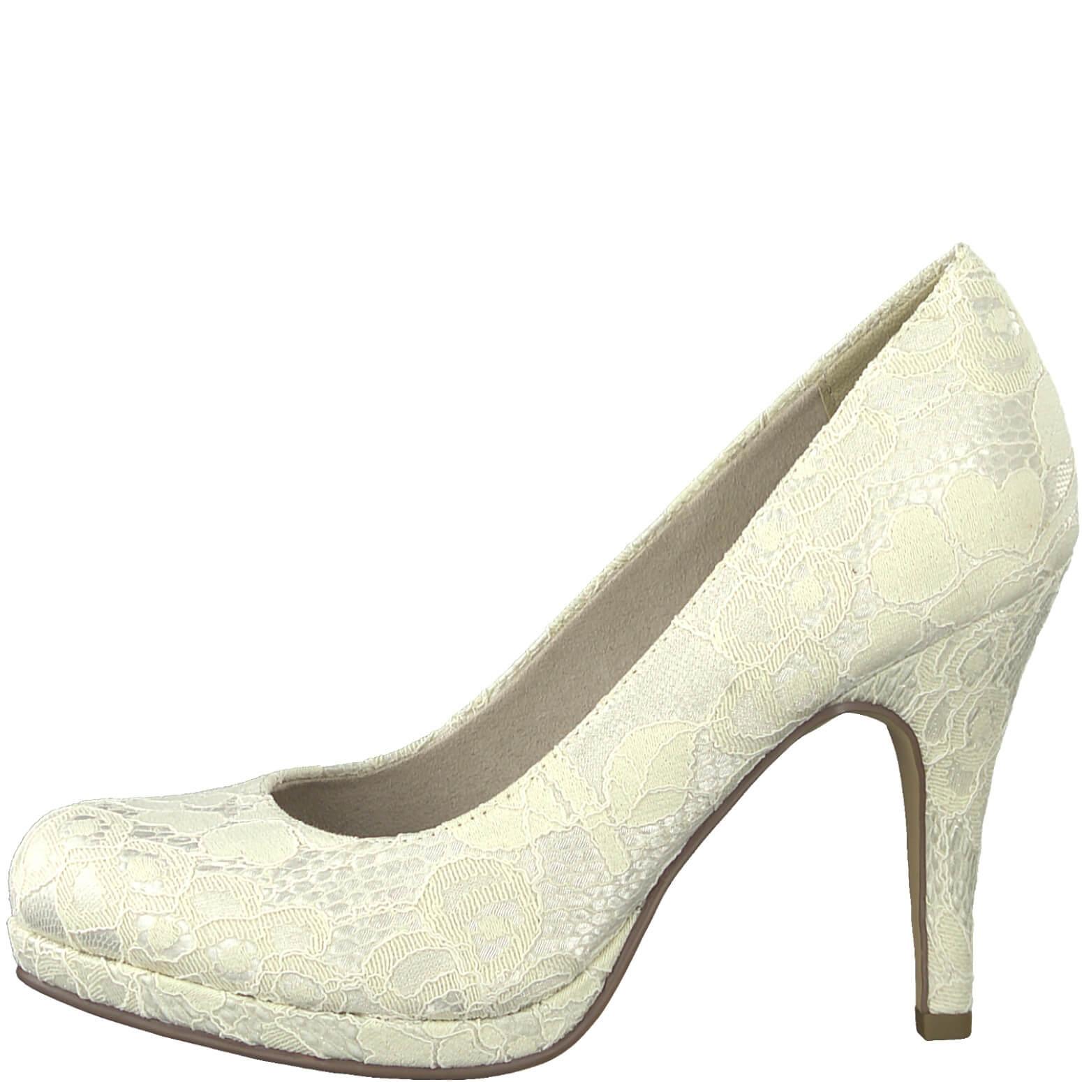 Tamaris Női alkalmi cipő 1-1-22407-22-419 Ivory Macramee. Előző  Következő   7dcccad611