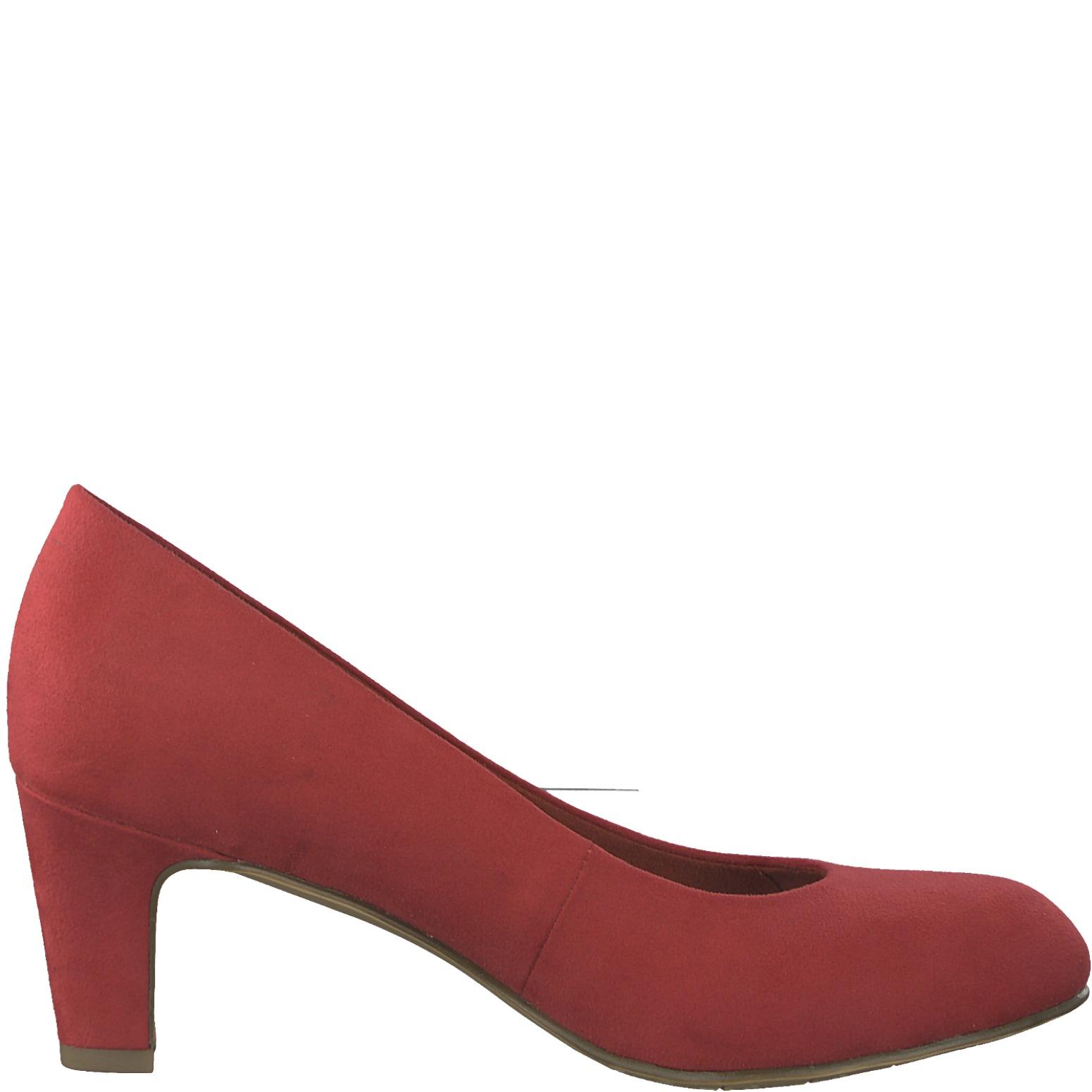 Tamaris Bíróság cipő 1-1-22418-20-515 ajakrúzs  4531d89bde
