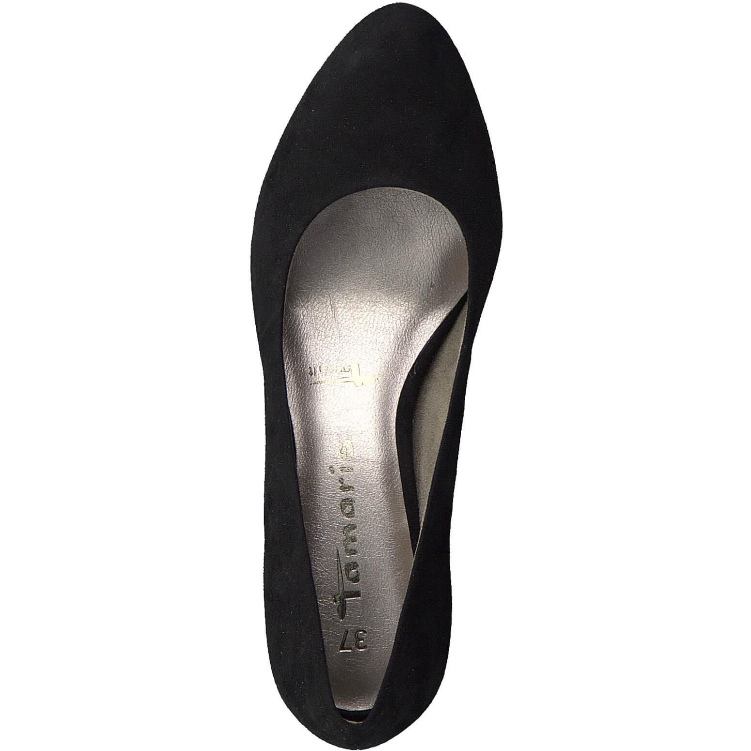c01a9d4268cc Tamaris Női alkalmi cipő 1-1-22418-22-001 Black | Vivantis.hu - Légy ...
