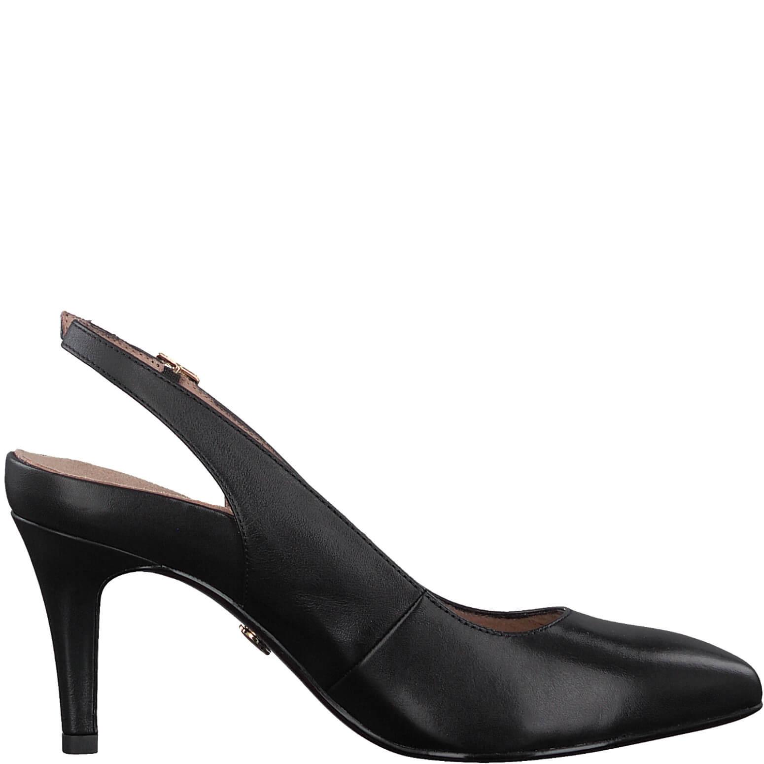 Tamaris Bíróság cipő 1-1-29604-20-003 fekete bőr Ingyenes SZÁLLÍTÁS ... e7e90b489d