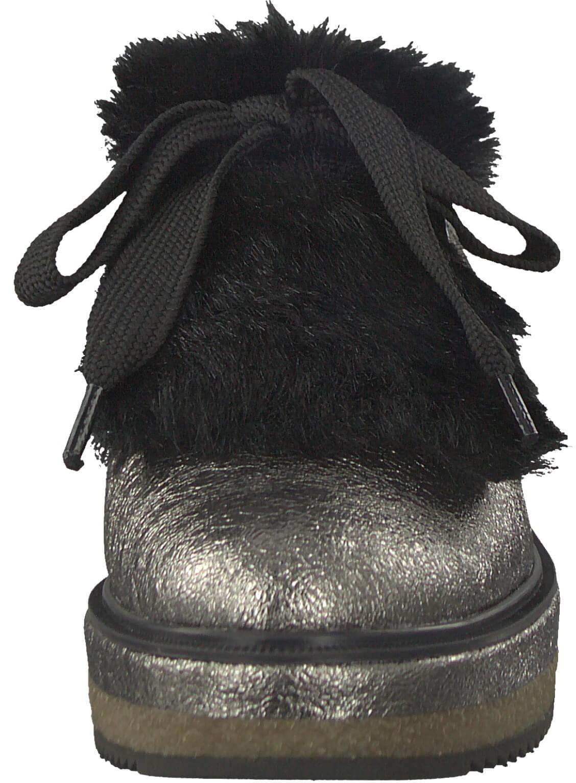 04c3bb677d7 Tamaris Elegantní dámská obuv 1-1-24717-39-964 Pewter Struct ...