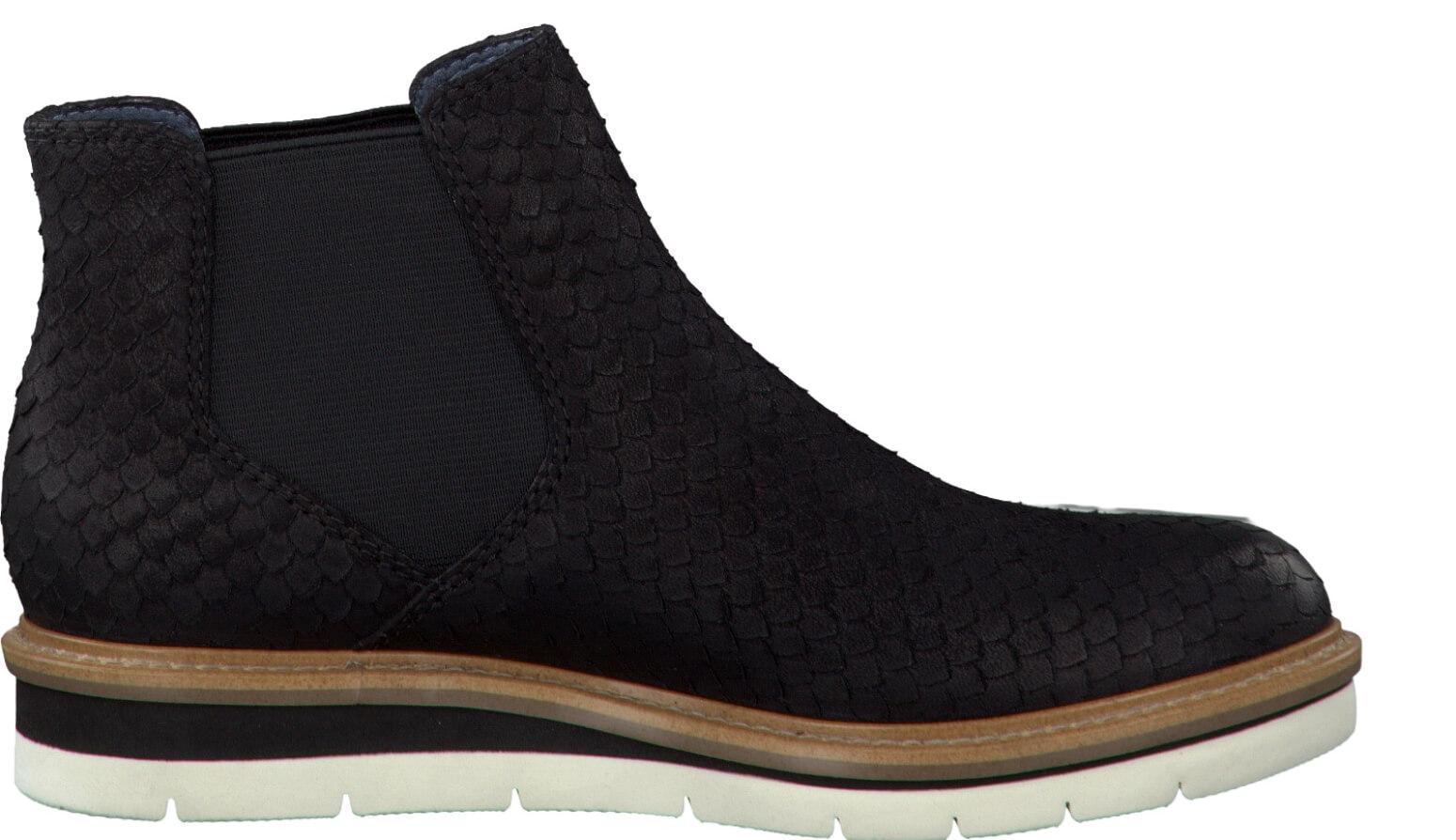 Tamaris Elegáns női cipő 1-1-25300-38 001 Fekete Ingyenes SZÁLLÍTÁS ... e8b599fe01