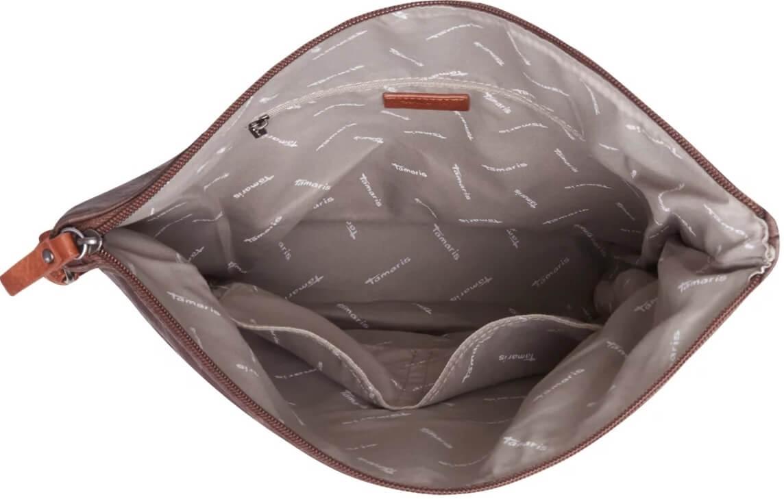 3face63f61 Tamaris Dámska kabelka Smirne Hobo Bag 2931182-395 Dark Brown Comb.  Predchádzajúci  Ďalšie