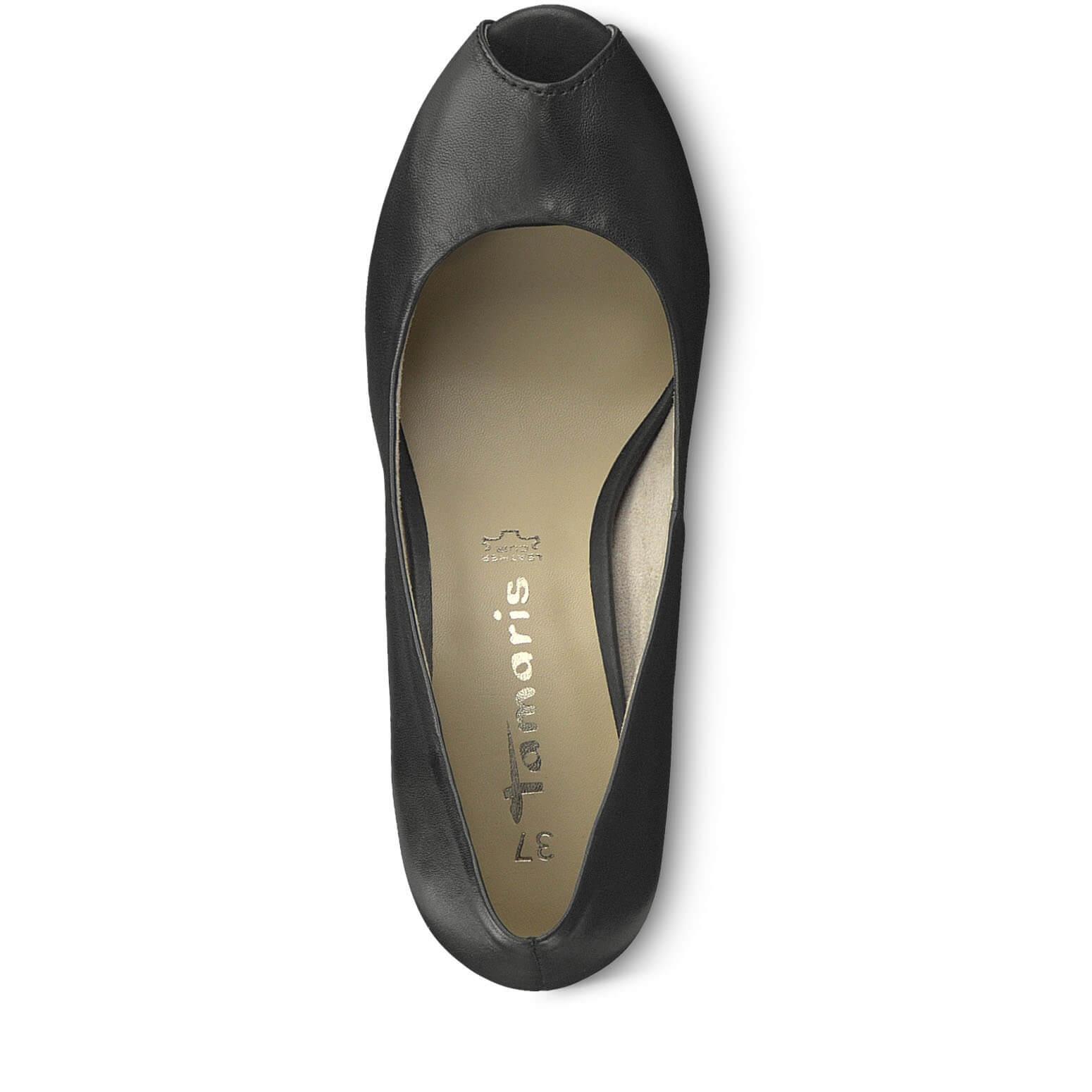 Tamaris Női alkalmi cipő 1-1-29300-22 -001 Black Ingyenes SZÁLLÍTÁS ... 7672299182