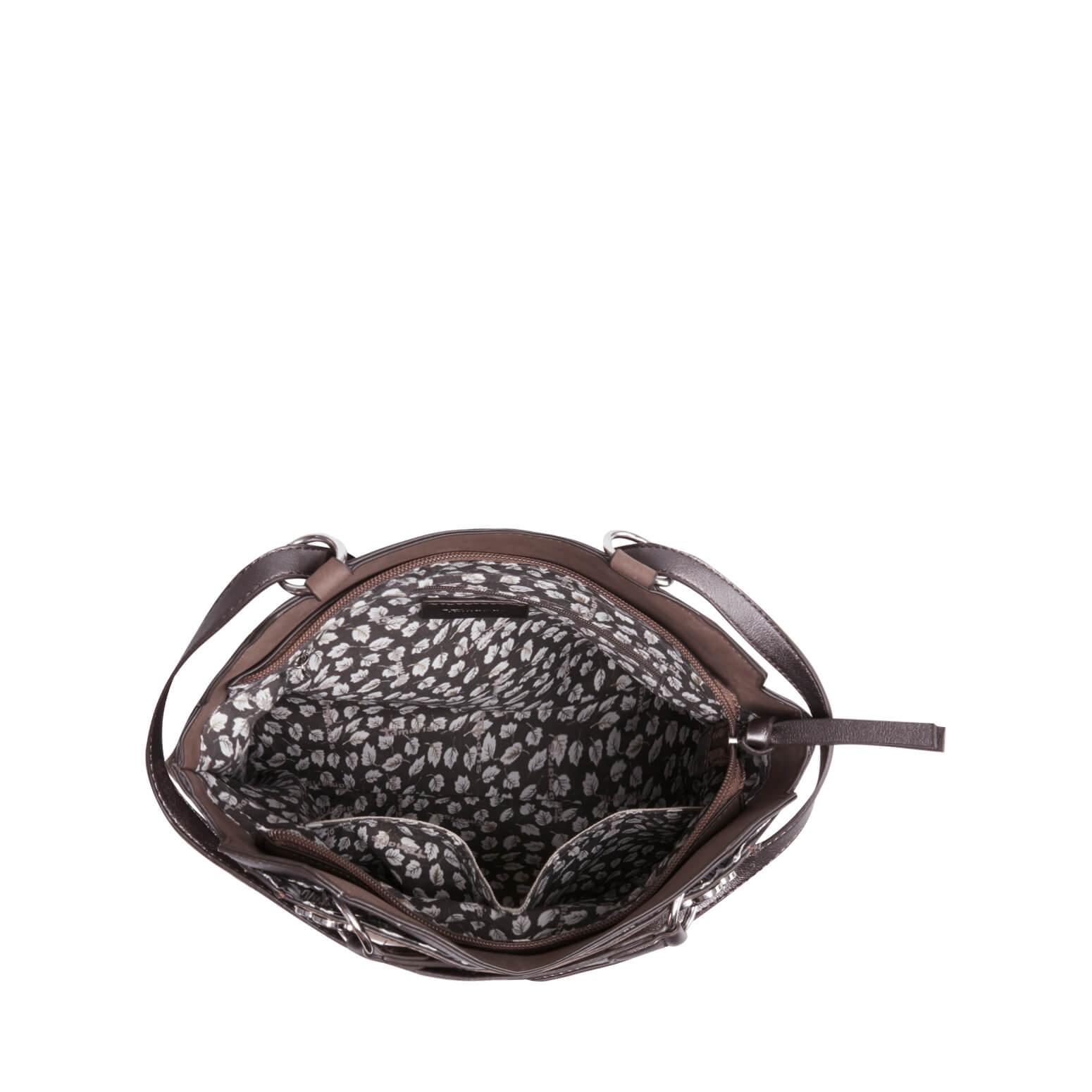 Tamaris Női hátizsák Olympia hátizsák 2893182-395 Sötétkék fésű ... a90570fbe4
