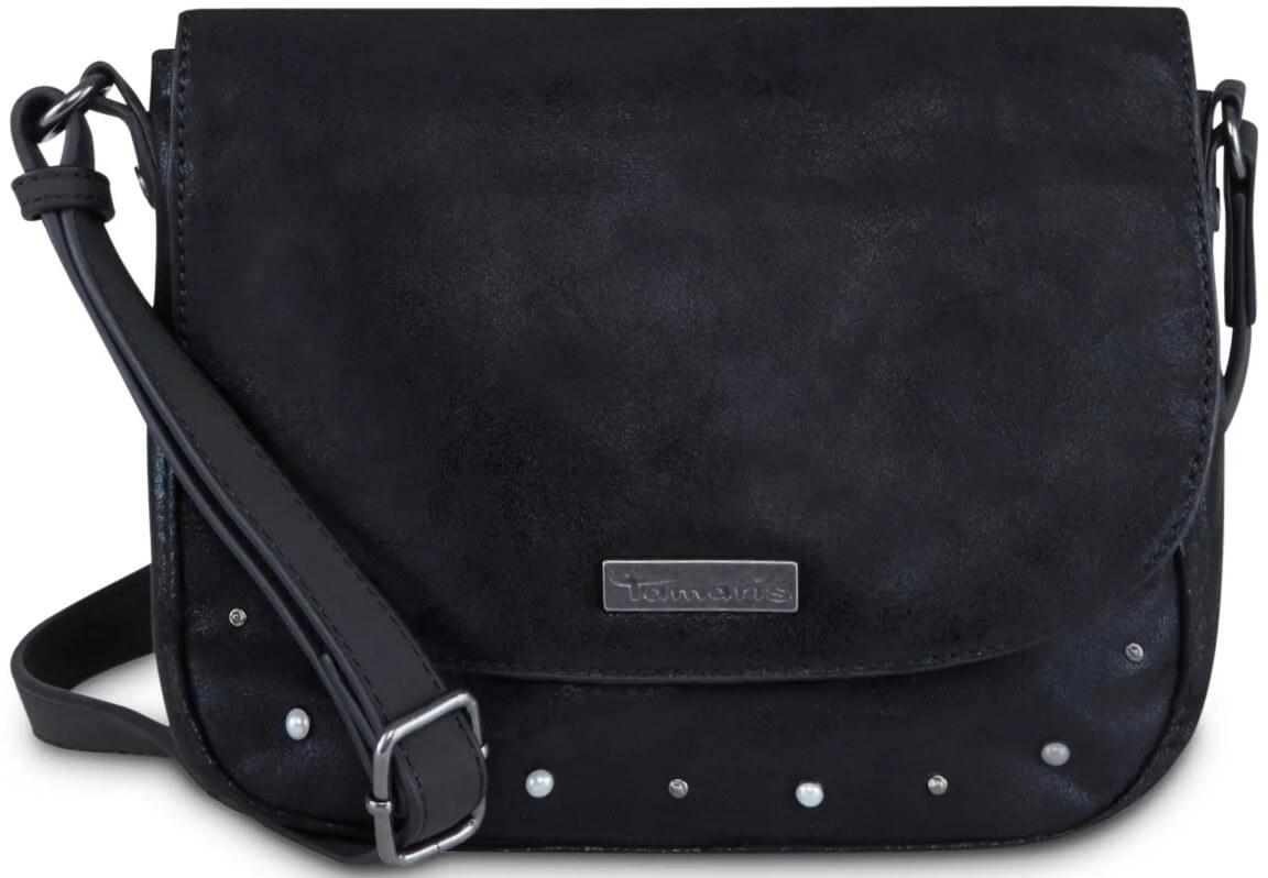 1bbba72e5 Tamaris Dámska crossbody kabelka Ashley Crossbody Bag S 2824182-098 Black  Comb