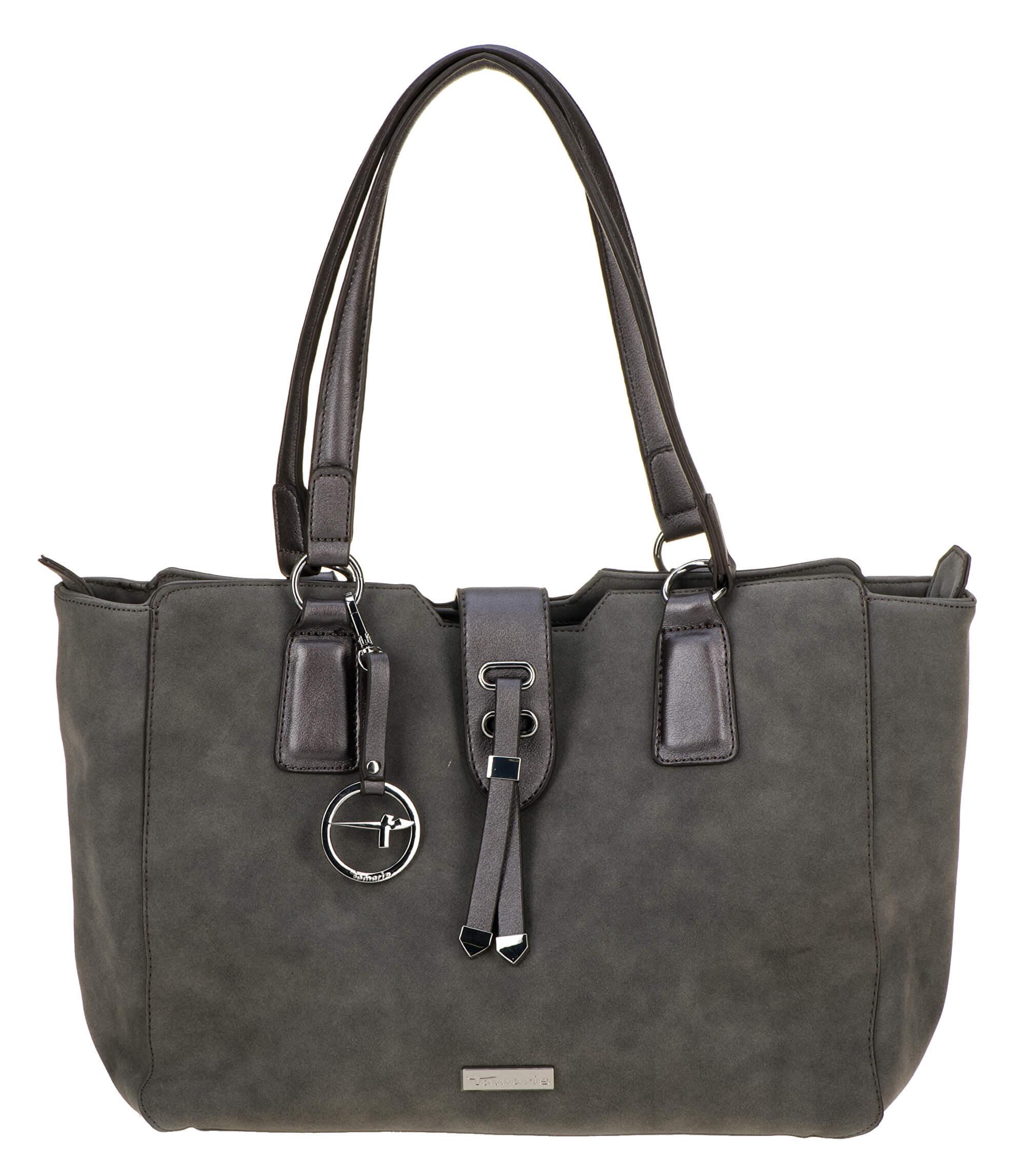 5f9045bf93f Tamaris Dámská kabelka Vina Shopping Bag 2769182-295 Grey Comb ...