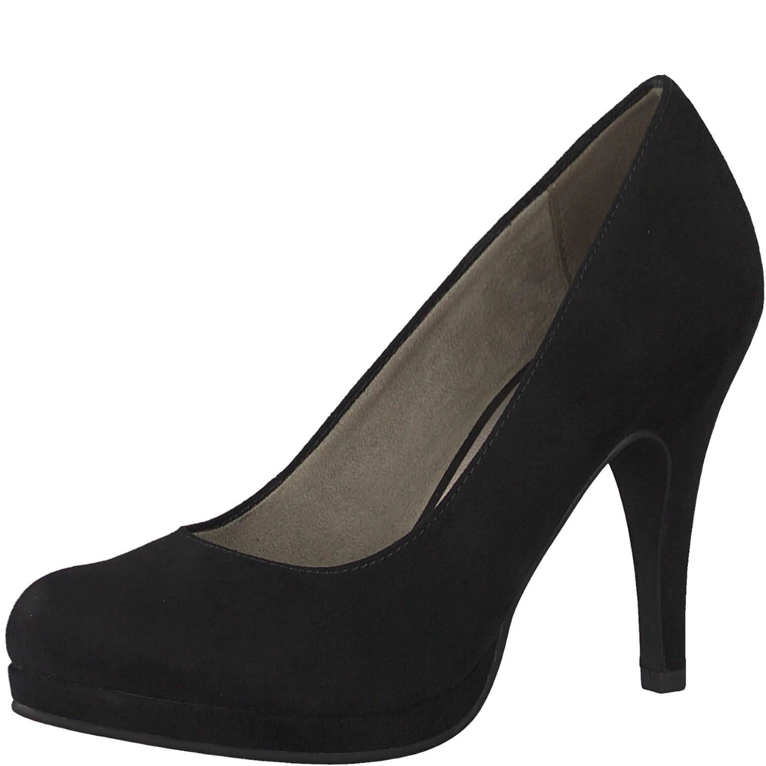 Tamaris Női alkalmi cipő 1-1-22407-22-001 Black Ingyenes SZÁLLÍTÁS ... 6f837ee19f