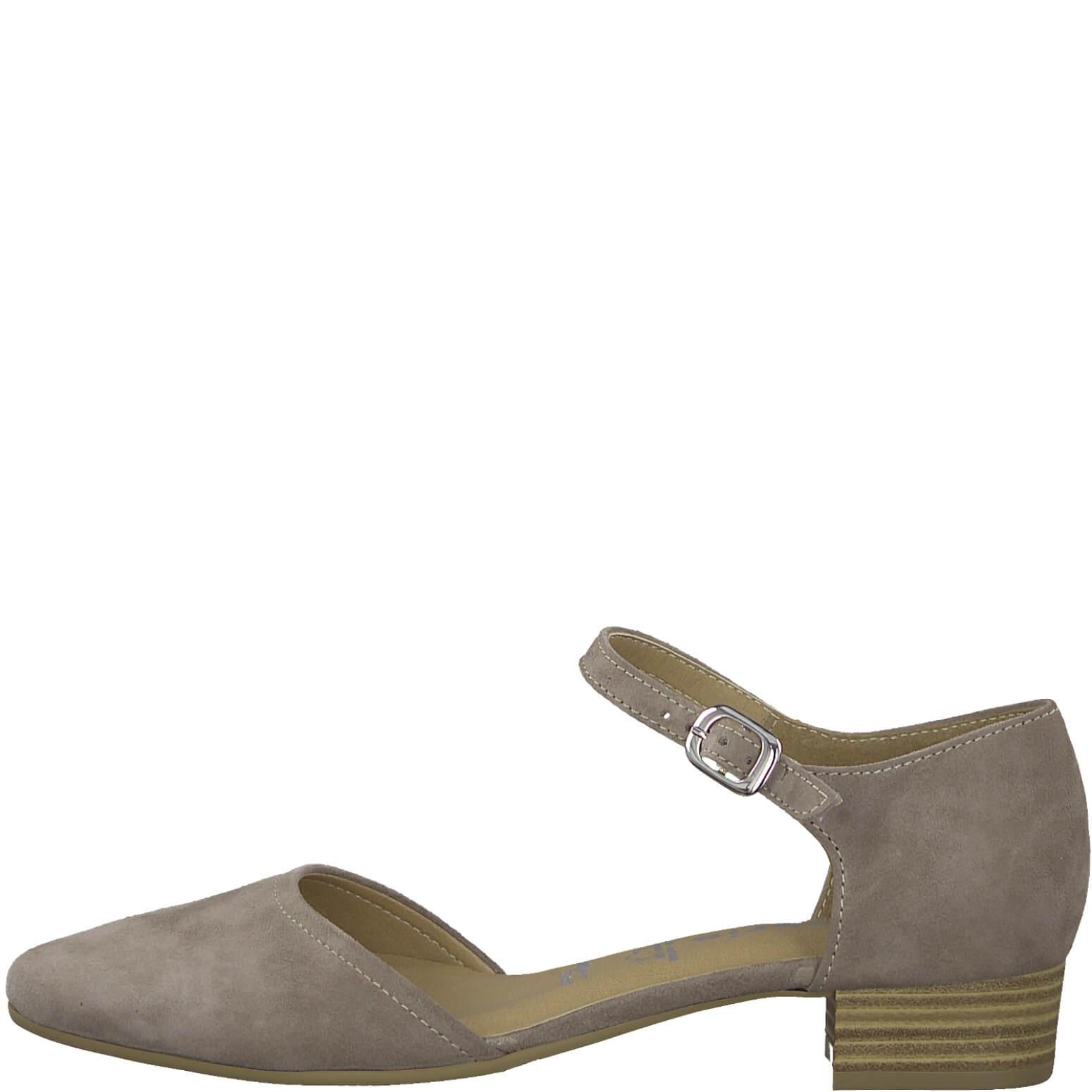 Tamaris Női alkalmi cipő 1-1-24210-22 -341 Taupe Ingyenes SZÁLLÍTÁS ... 8d13389c95