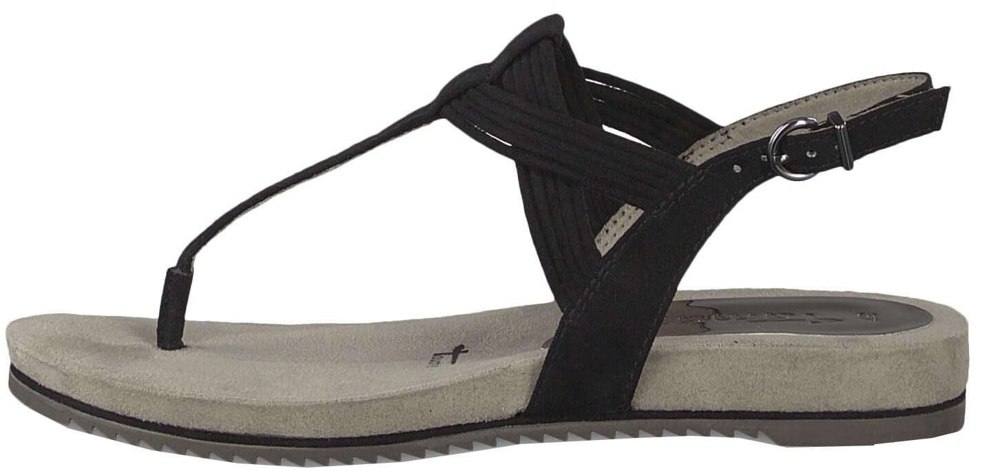 4bd3981d0481 Tamaris Dámské sandále 1-1-28107-22-001 Black