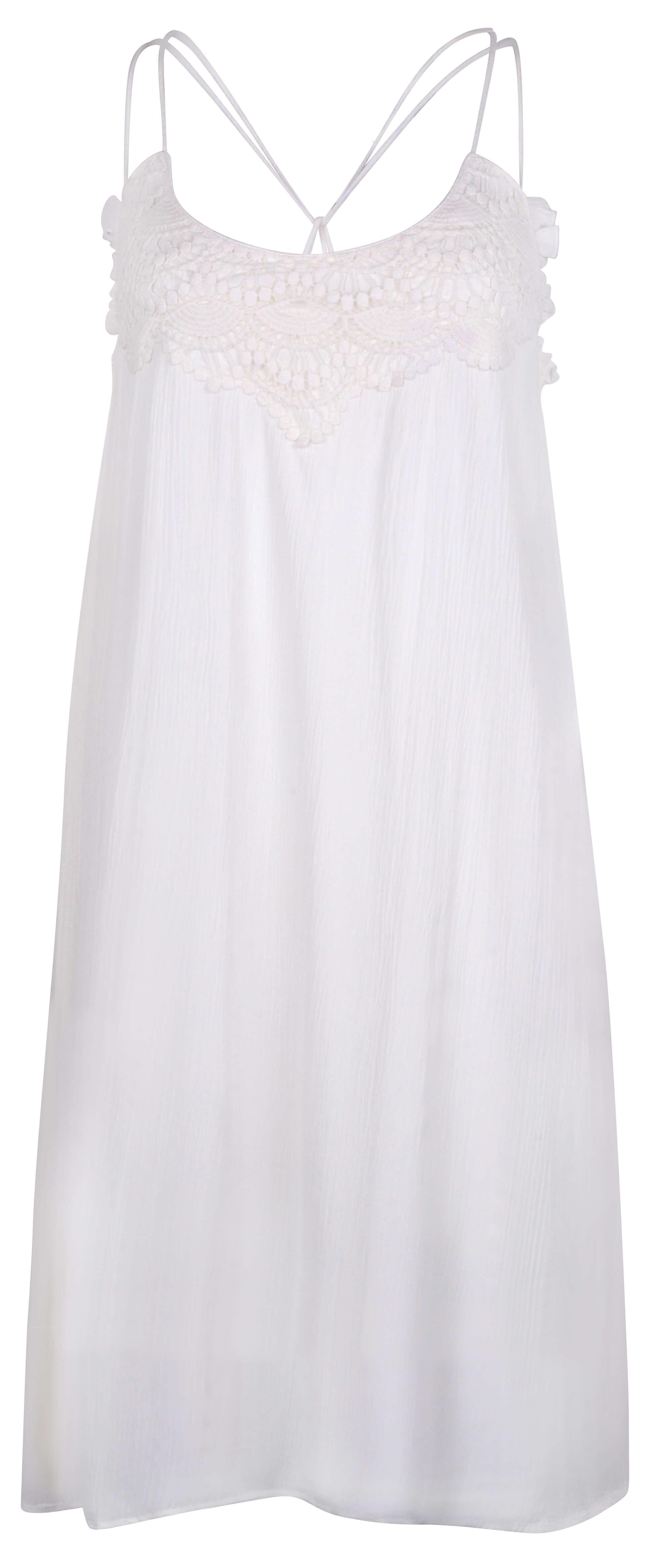 422e7fda0 Vero Moda Dámské šaty Vmfiona Sl Short Dress Snow white | Vivantis ...