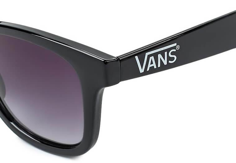 VANS Dámske slnečné okuliare Janelle Hipster Sunglasses Black Smoke ... 525699412f4