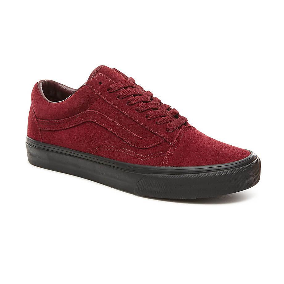 VANS Férfi sneaker cipő UA Old Skool Black Outsole Port Royale Black  VA38G1UA4 Ingyenes SZÁLLÍTÁS  d38f16ab33