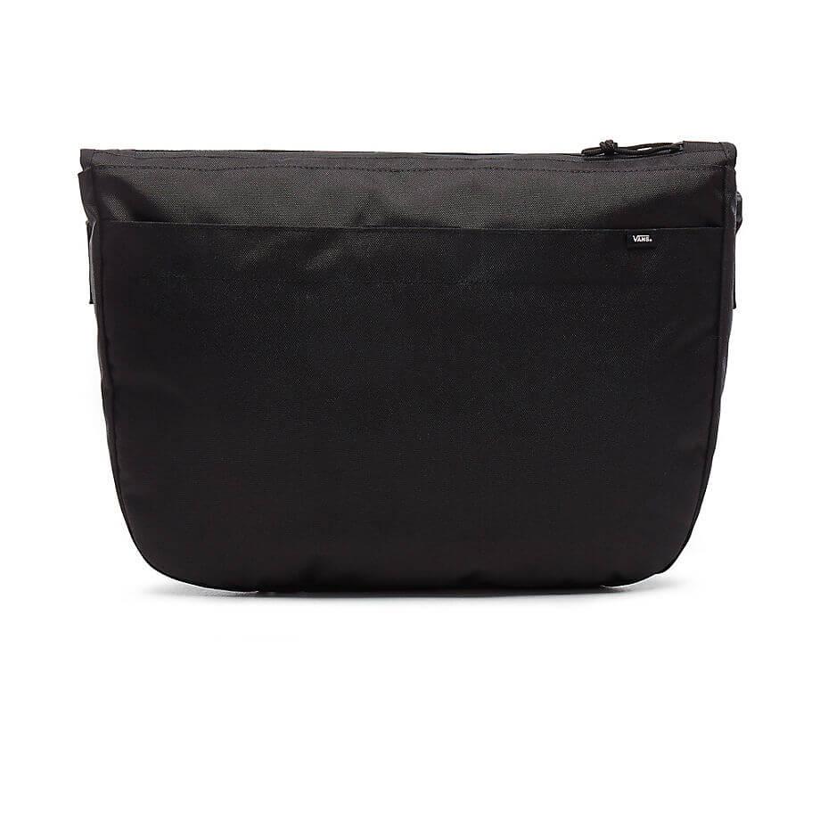 VANS Laptoptáska Courier Messenger Bag Black VA3NG6BLK  aa2359dac9