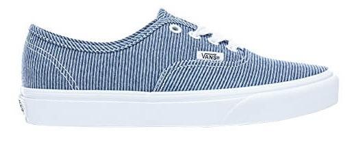VANS Dámske tenisky UA Authentic Jersey Blue True White VA38EMQ8U ... a6f7002b78