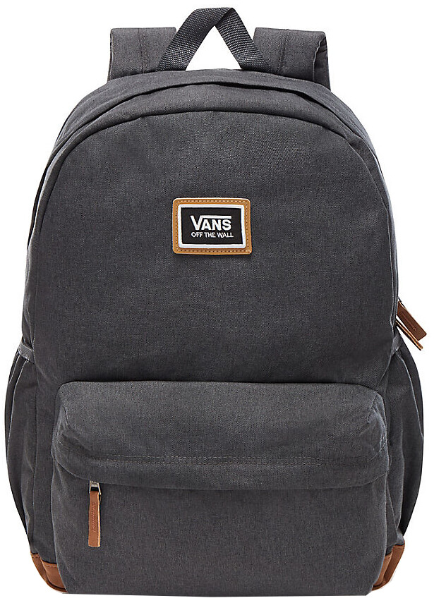VANS Női hátizsák Realm Plus Backpack Asphalt VA34GL1O7 Ingyenes ... d4bd8824bd