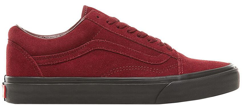 VANS Férfi sneaker cipő UA Old Skool Black Outsole Port Royale Black  VA38G1UA4 024e35e07f