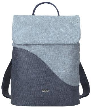 Zwei Dámský batoh Cherie CHR13-canvas-blue Doprava ZDARMA  416ff90707