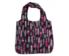 cfe752af970 Albi Skládací nákupní taška s peříčky