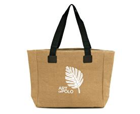 Nákupní taška Leaf tr16126.2 Dark beige