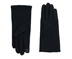 Dámské rukavice black rk17541.1