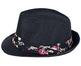Dámský klobouk cz16154 černá
