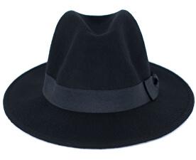 Dámsky klobúk - čierny cz18133.1
