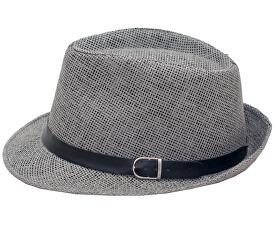 Letní klobouk - šedý cz16120.9