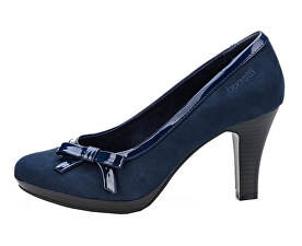 Pantofi cu toc pentru femei W66796V Navy