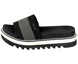 Dámské pantofle 411468906400-1000 Black