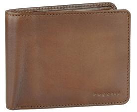 Férfi bőr pénztárca Domus RFID 49322907 Cognac