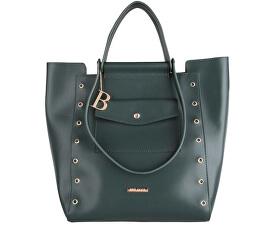 Geantă pentru femei Quinty shopper 30626 Dark green