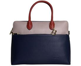 Elegantní kabelka Abby Laptopbag 30639 Dark Blue
