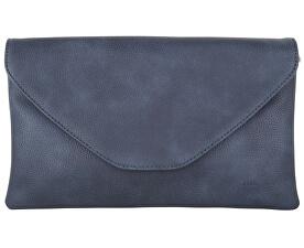 Elegantná listová kabelka Kim Clutch 32588 Dark Blue