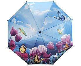 Dámsky dáždnik Tulipány sonata walking stick style