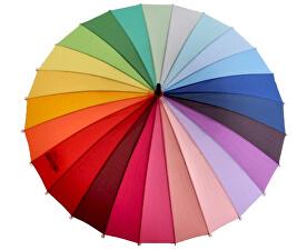Dámský holový deštník Everyday Rainbow EDSRAINR