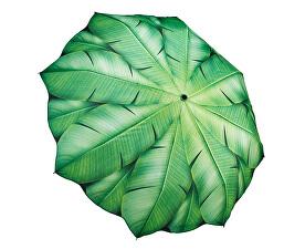 Dámský skládací plně automatický deštník Banana Leaf GFFBL