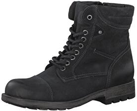 Elegantní dámské kotníkové boty 8-8-25201-29-001 Black